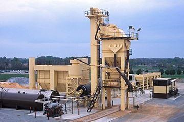 Picture of کارخانه آسفالت
